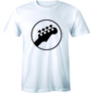 Electric Guitar Bass Amp Amplifier T-shirt Tee